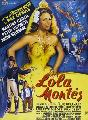 The Sins of Lola Montes - 27 x 40 Movie Poster - French Style A