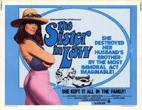 The Sister-in-Law - 11 x 14 Movie Poster - Style A