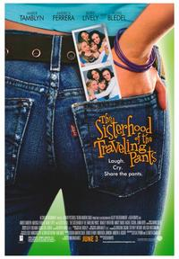 The Sisterhood of the Traveling Pants - 43 x 62 Movie Poster - Bus Shelter Style A