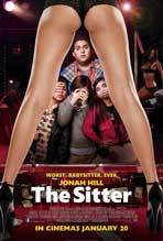 The Sitter - 27 x 40 Movie Poster - UK Style A