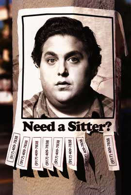 The Sitter - 27 x 40 Movie Poster - Style B