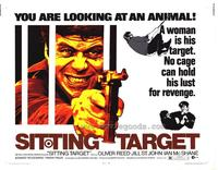 Sitting Target - 11 x 14 Movie Poster - Style A