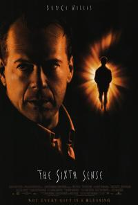 The Sixth Sense - 27 x 40 Movie Poster - Style B