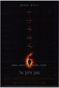 The Sixth Sense - 43 x 62 Movie Poster - Bus Shelter Style A