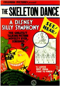 The Skeleton Dance - 11 x 17 Movie Poster - Style A