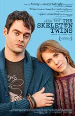 """The Skeleton Twins"" Movie Poster"