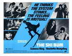 The Ski Bum - 22 x 28 Movie Poster - Half Sheet Style A