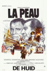The Skin - 11 x 17 Movie Poster - Belgian Style A