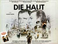 The Skin - 27 x 40 Movie Poster - German Style A