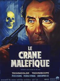 Skull, The - 11 x 17 Movie Poster - French Style A