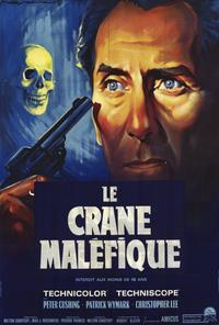 Skull, The - 27 x 40 Movie Poster - French Style A