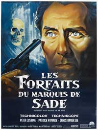 Skull, The - 27 x 40 Movie Poster - French Style B