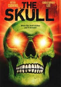 Skull, The - 11 x 17 Movie Poster - Style B