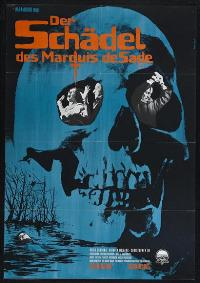 Skull, The - 11 x 17 Movie Poster - German Style A