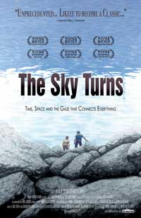 The Sky Turns - 11 x 17 Movie Poster - Style A