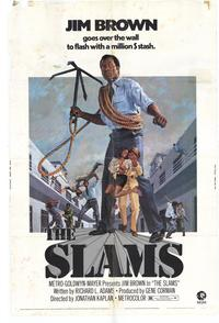 The Slams - 11 x 17 Movie Poster - Style A
