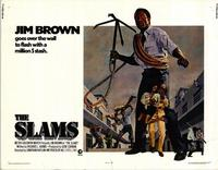 The Slams - 22 x 28 Movie Poster - Half Sheet Style A