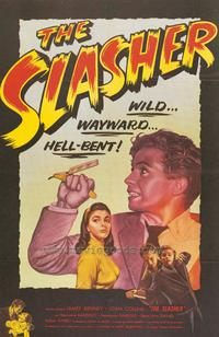 The Slasher - 27 x 40 Movie Poster - Style A