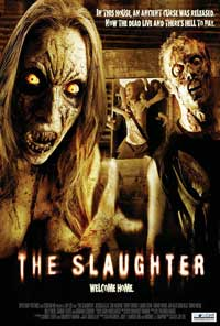 The Slaughter - 11 x 17 Movie Poster - Style B