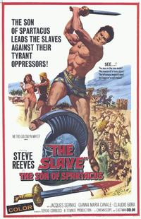 The Slave - 11 x 17 Movie Poster - Style A