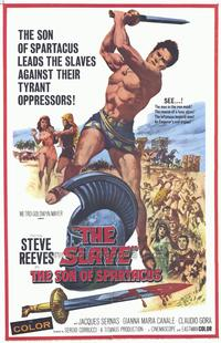 The Slave - 27 x 40 Movie Poster - Style A