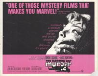 The Sleeping Car Murder - 11 x 14 Movie Poster - Style A