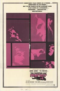 The Sleeping Car Murder - 27 x 40 Movie Poster - Style A