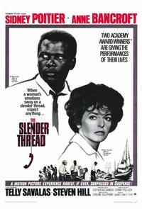 The Slender Thread - 11 x 17 Movie Poster - Style A
