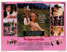 The Slipper and the Rose - 11 x 14 Movie Poster - Style I