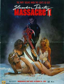 The Slumber Party Massacre - 27 x 40 Movie Poster - Style A