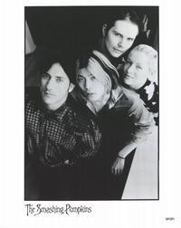 The Smashing Pumpkins - 8 x 10 B&W Photo #1