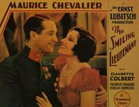 The Smiling Lieutenant - 11 x 14 Movie Poster - Style A