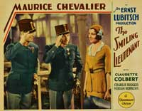 The Smiling Lieutenant - 11 x 14 Movie Poster - Style C