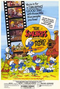 Smurfs and the Magic Flute - 27 x 40 Movie Poster - Style A
