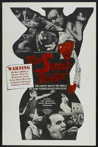 The Smut Peddler - 43 x 62 Movie Poster - Bus Shelter Style A