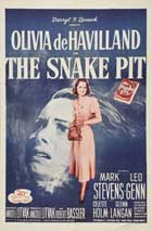 The Snake Pit - 27 x 40 Movie Poster - Style A