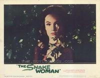 The Snake Woman - 11 x 14 Movie Poster - Style A