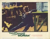 The Snake Woman - 11 x 14 Movie Poster - Style B