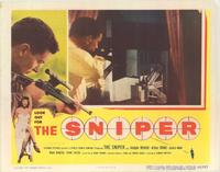 The Sniper - 11 x 14 Movie Poster - Style D