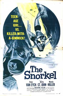 The Snorkel - 11 x 17 Movie Poster - Style A