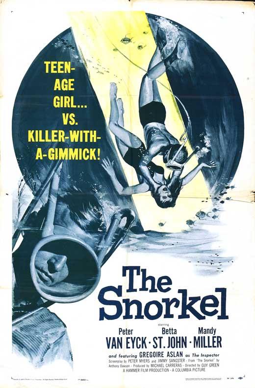 The Snorkel.  Дыхательная трубка.  Режиссура.  01:30:17.