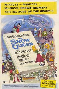 The Snow Queen - 27 x 40 Movie Poster - Style A