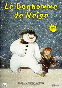 The Snowman - 11 x 17 Movie Poster - Belgian Style A