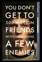 The Social Network - 11 x 17 Movie Poster - Style A