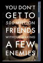 The Social Network - 27 x 40 Movie Poster - Style A