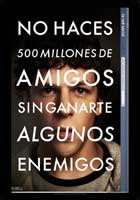 The Social Network - 11 x 17 Movie Poster - Spanish Style A