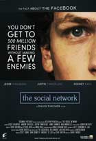 The Social Network - 11 x 17 Movie Poster - Style C