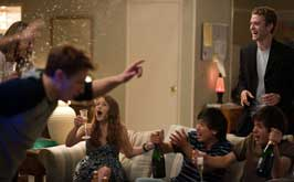 The Social Network - 8 x 10 Color Photo #1