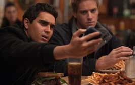The Social Network - 8 x 10 Color Photo #17