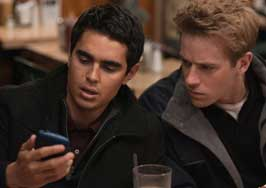 The Social Network - 8 x 10 Color Photo #33